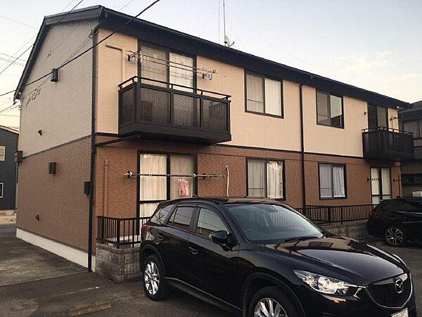 サクセスライン A棟 2階の賃貸【広島県 / 福山市】