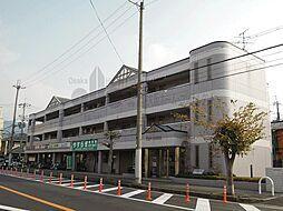 大阪府八尾市刑部1丁目の賃貸マンションの外観