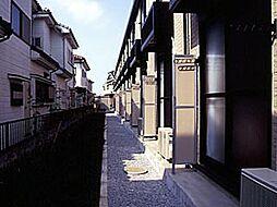 レオパレス人形[1階]の外観