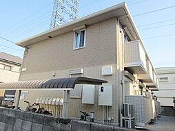西武多摩川線 多磨駅 徒歩6分の賃貸アパート