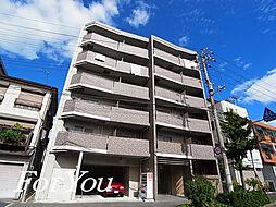 兵庫県神戸市灘区千旦通2丁目の賃貸マンションの外観