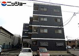丸二ハイツ[4階]の外観