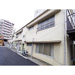 静岡県静岡市清水区千歳町の賃貸アパートの外観