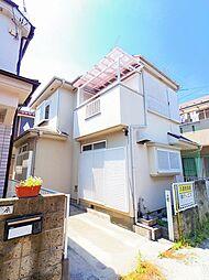 [一戸建] 埼玉県所沢市若狭3丁目 の賃貸【/】の外観