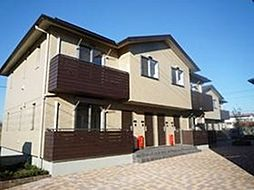 神奈川県藤沢市土棚の賃貸アパートの外観