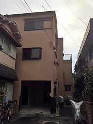 [一戸建] 大阪府松原市新堂3丁目 の賃貸【/】の外観