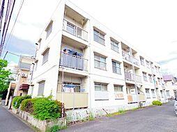 東京都小平市花小金井2丁目の賃貸マンションの外観