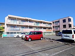 東京都東久留米市浅間町3丁目の賃貸マンションの外観