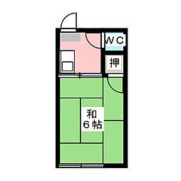 栄生駅 3.3万円