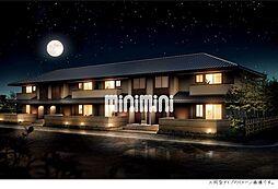 仮)D−room横地[2階]の外観