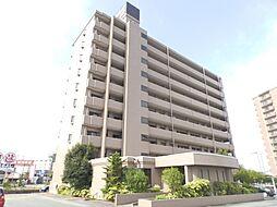 三重県松阪市末広町2丁目の賃貸マンションの外観