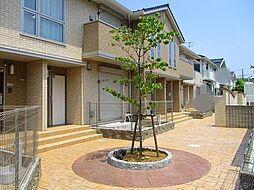 千葉県木更津市ほたる野2丁目の賃貸アパートの外観