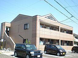 愛知県日進市野方町西島の賃貸マンションの外観