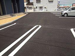 三重県松阪市久保町の賃貸アパートの外観