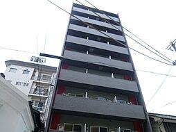グランパシフィック阪南町[4階]の外観
