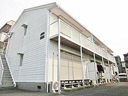 ハイツ平成[2階]の外観