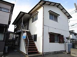 福岡県福岡市東区名島5丁目の賃貸アパートの外観