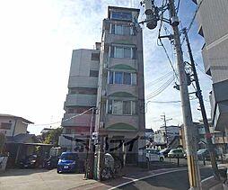 京都府京都市西京区御陵南荒木町の賃貸マンションの外観