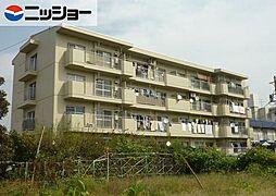 浅野マンション[4階]の外観