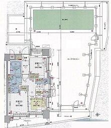 エステムプラザ池袋ザ・ヴィンテージ[8階]の間取り