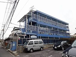 岡山県岡山市北区番町2丁目の賃貸マンションの外観