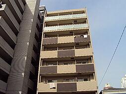 ラッフル仲田[5階]の外観