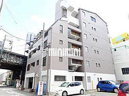 シャトー山田[3階]の外観