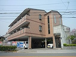大阪府茨木市春日3丁目の賃貸マンションの外観