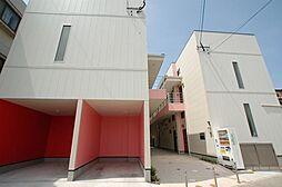 ソル箱崎[1階]の外観