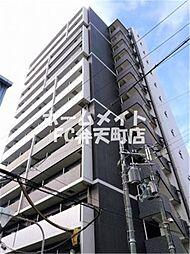 プレサンスOSAKA DOMECITY ワンダー[3階]の外観