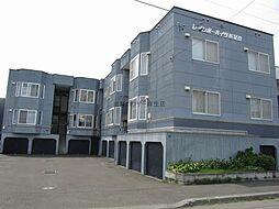レインボーハイツ新琴似[3階]の外観