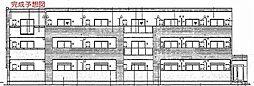 サニーレジデンス稲田本町[205号室号室]の外観