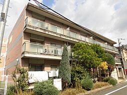 フォンティーヌ江坂[1階]の外観