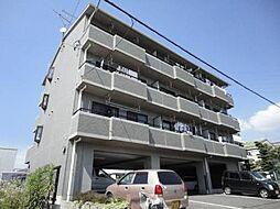 愛知県名古屋市中川区吉津1の賃貸マンションの外観