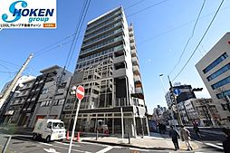 横浜翠葉BuiLding[8階]の外観