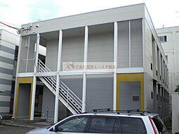 レオパレスプレノタートII[1階]の外観
