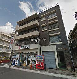 東京都杉並区高井戸東4丁目の賃貸マンションの外観