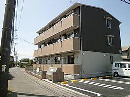 千葉県富津市大堀の賃貸アパートの外観