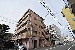 徳島県徳島市鷹匠町4丁目の賃貸マンションの外観