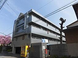 シャルム新城[3階]の外観