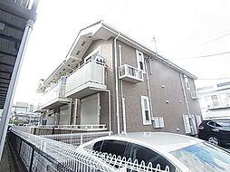 東京都足立区西新井本町5丁目の賃貸アパートの外観