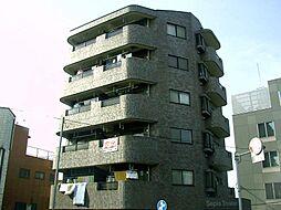 埼玉県さいたま市北区東大成町2丁目の賃貸マンションの外観