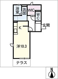 仮)ハートホーム豊田市平芝町[1階]の間取り