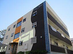 大阪府藤井寺市野中3丁目の賃貸アパートの外観