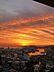 バルコニーからの眺望 朝焼けがとても綺麗にみれます,3LDK,面積75.8m2,価格3,360万円,京急本線 追浜駅 徒歩11分,,神奈川県横須賀市追浜東町2丁目