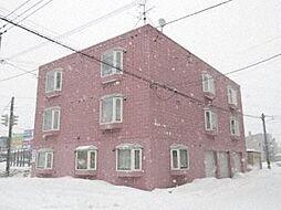 ジュンプラザ1番館[205号室]の外観