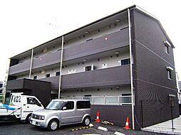 京都府京都市伏見区深草ススハキ町の賃貸マンションの外観
