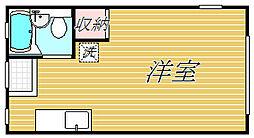 ローゼ21[2階]の間取り