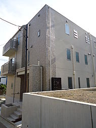 東京都北区田端3丁目の賃貸マンションの外観