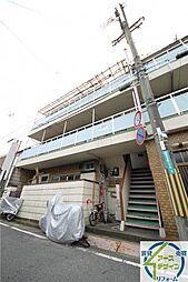 ハイツ中山住建[3階]の外観